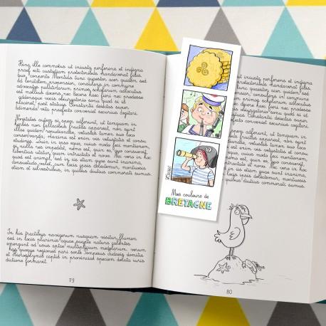 Marque-pages Petit Breton
