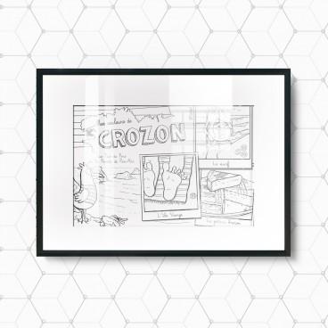 Carte postale Crozon