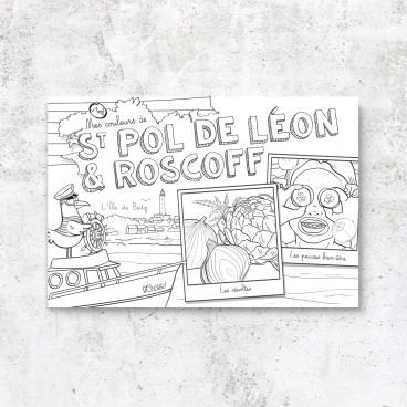 Carte postale Saint-Pol-de-Léon & Roscoff