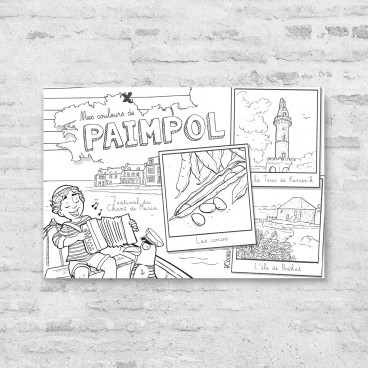 Carte postale Paimpol