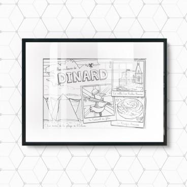Carte postale Dinard