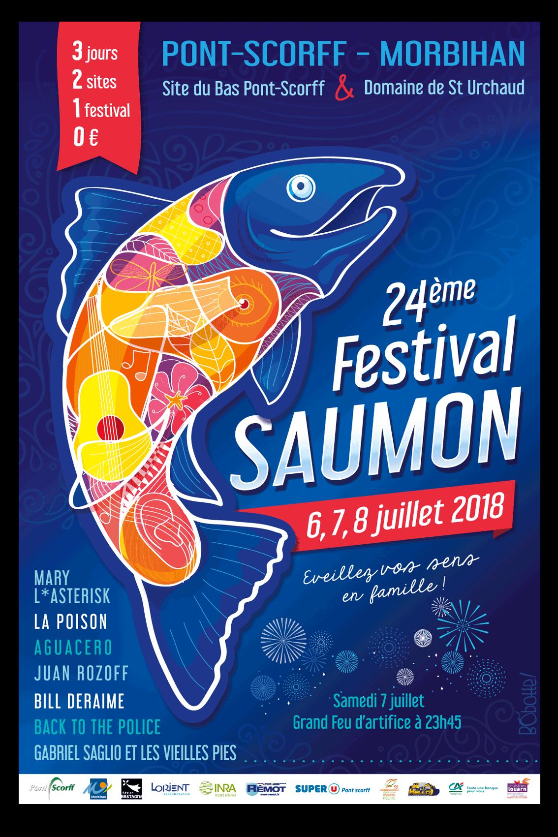 Festival du saumon