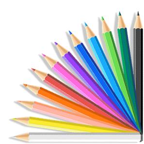 Des crayons pour colorier Bobotte!