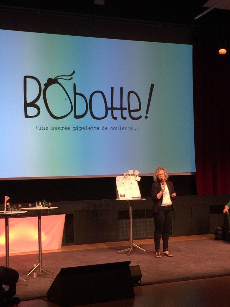 Le pitch de Bobotte aux Trophées de l'innovation